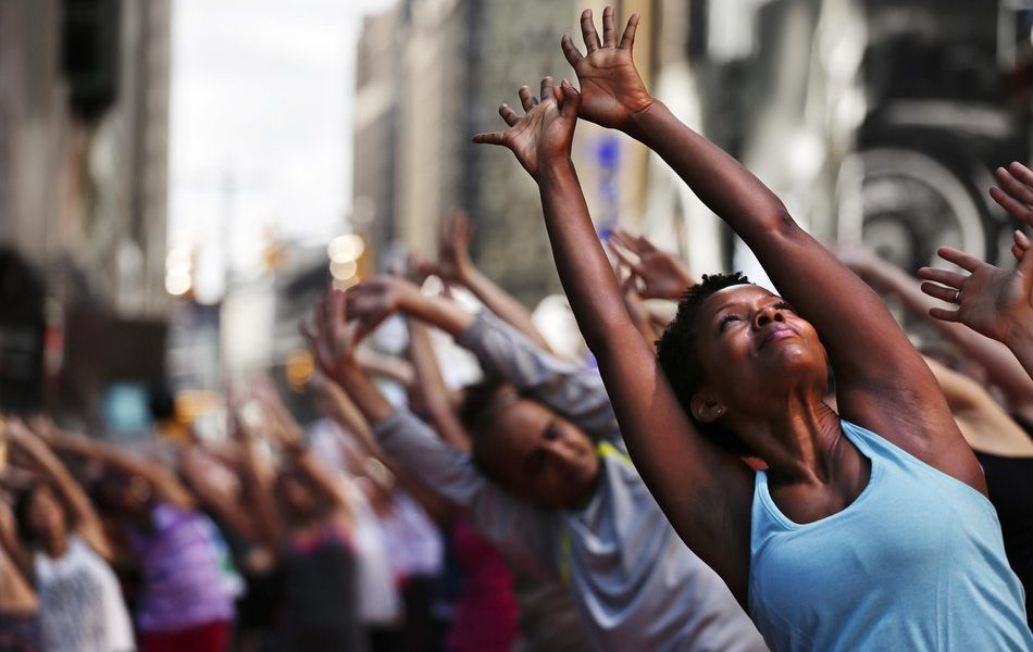 Yoga for People of Color with Soul Flow Yoga (Sat)